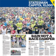 American-Statesman special section on deadline