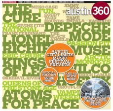 Austin360 magazine redesign, 2014