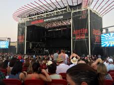 Austin360 Amphitheater branding