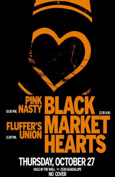 Concert Poster illustration and design